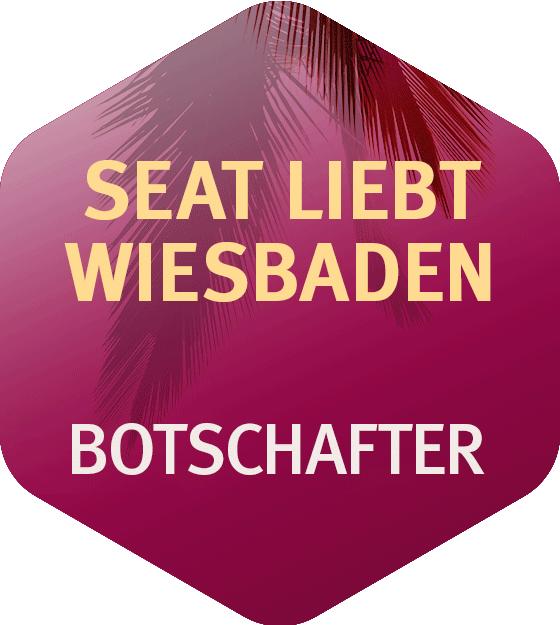 SEAT liebt Wiesbaden Botschafter